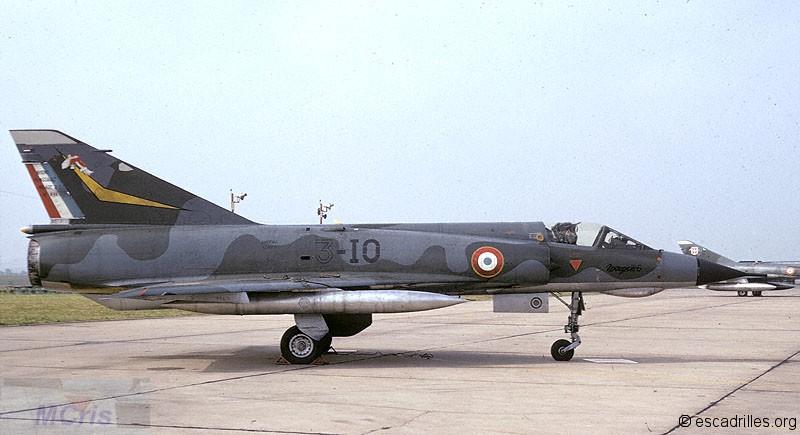 MIRAGE III E/R/B HELLER au 1/72 - Page 2 Mirage21