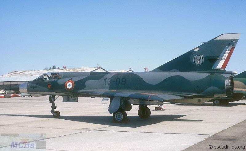 MIRAGE III E/R/B HELLER au 1/72 - Page 2 Mirage22