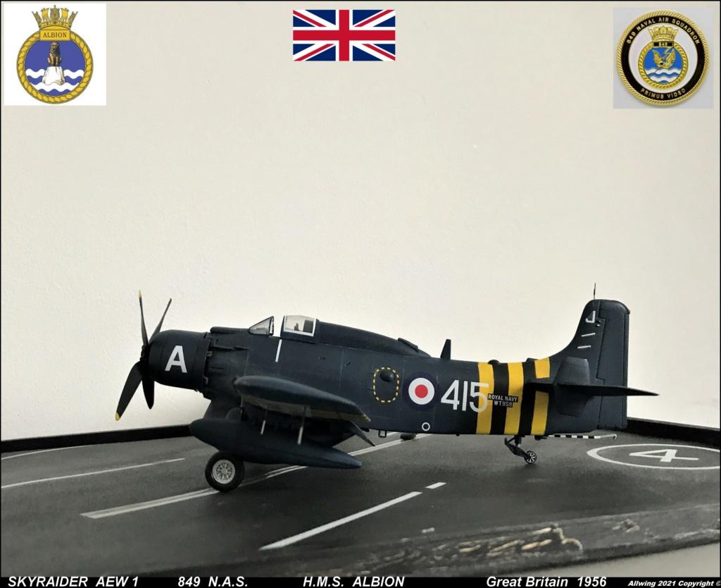 SKYRAIDER  AEW 1  (ESCI/ ITALERI 1/48)   FINI - Page 2 Sky210