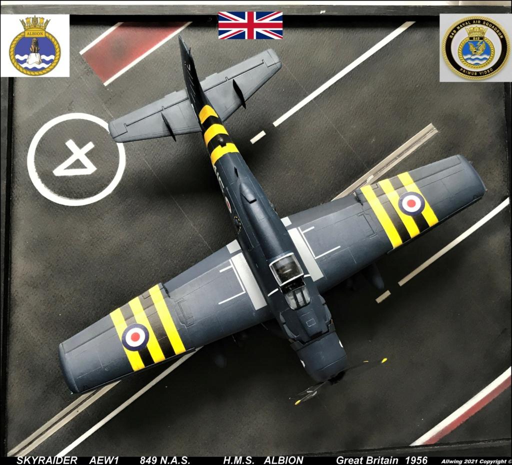 SKYRAIDER  AEW 1  (ESCI/ ITALERI 1/48)   FINI - Page 2 Sky610