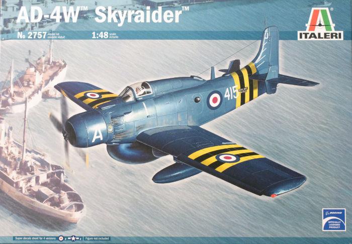 SKYRAIDER  AEW 1  (ESCI/ ITALERI 1/48)   FINI Sky_ma10