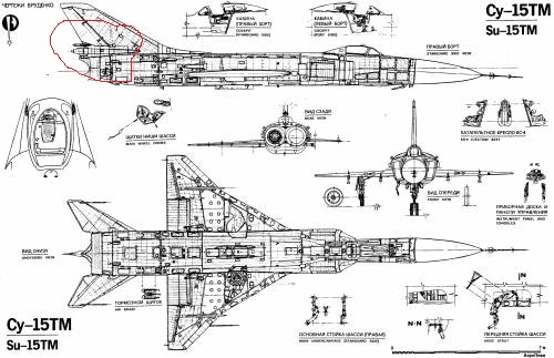 SUKHOI SU 15 TM flagon F ( Trumpeter 1/72)  - Page 2 Sukhoi10