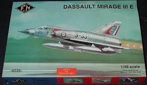 MIRAGE III EL (F.M 1/48)  FINI Tzolzo10