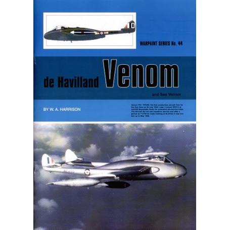 Recherche desespérée   D.H. VENOM FB5  1/48 - Page 2 Warpai10