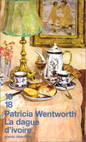 [Wentworth, Patricia] Miss Silver - Tome 19 : La dague d'ivoire 5131h013