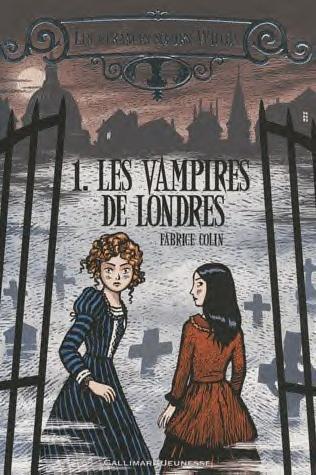 [Colin, Fabrice] Les étranges sœurs Wilcox - Tome 1: Les vampires de Londres Images21