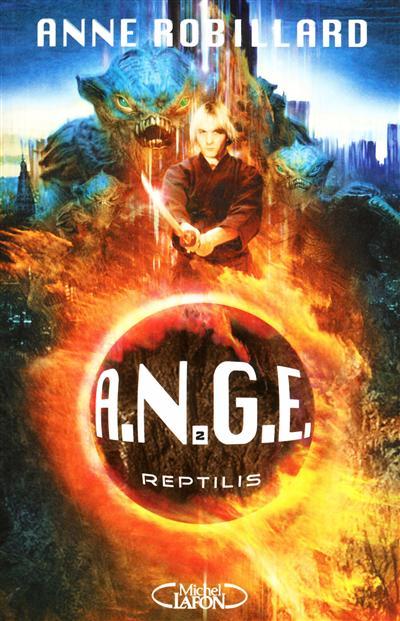 [Robillard, Anne] ANGE, tome 2 : Reptilis Reptil10