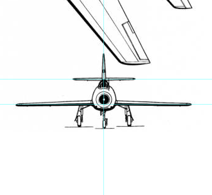Dassault MD-454 Mystere IV A ''Patrouille de France'' (Revell 1:72) Dass10
