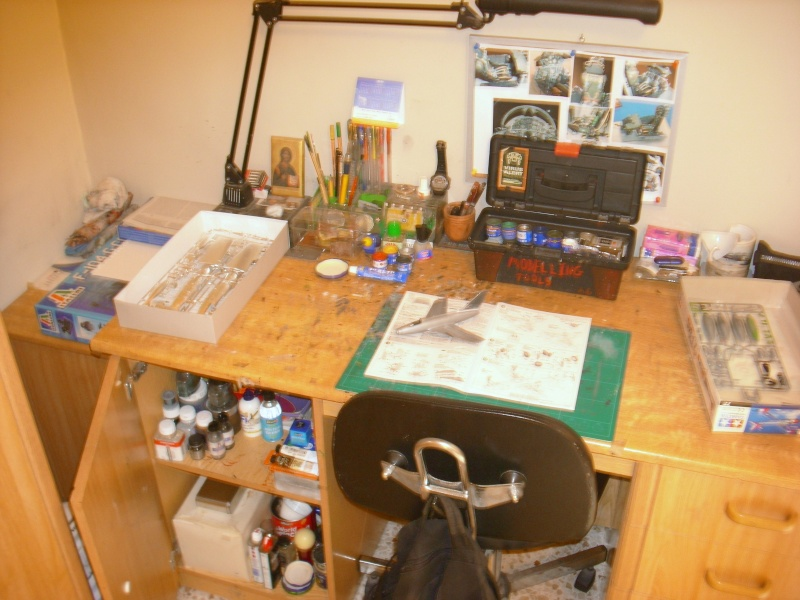 What does your workshop look like? - Page 4 Img_6814