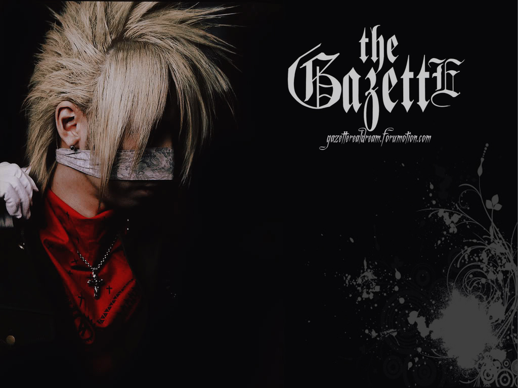 The gazette a real dream...
