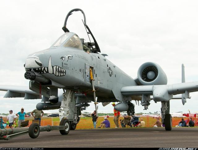 A-10a Thunderbolt II 47th fighter Sqd   Italeri 1-48 18096210