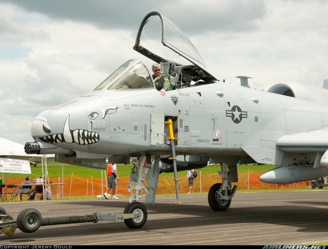 A-10a Thunderbolt II 47th fighter Sqd   Italeri 1-48 18096211