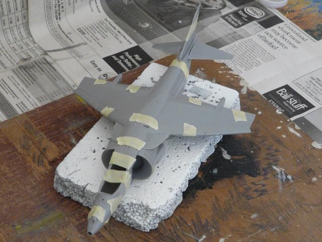 Harrier GR Mk 7 P1040822