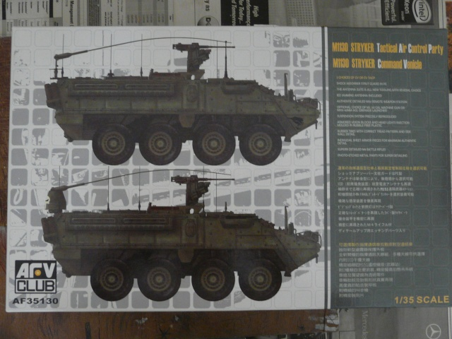 M1130 Stryter Commmand Venicle  1-35 scale P1040823