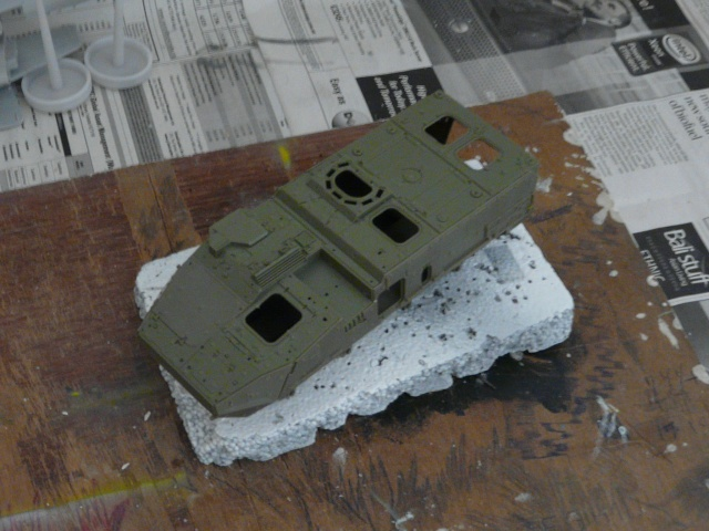M1130 Stryter Commmand Venicle  1-35 scale P1040825