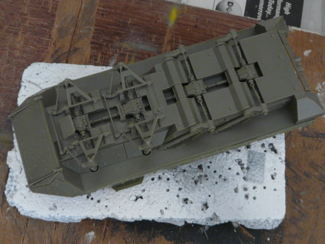 M1130 Stryter Commmand Venicle  1-35 scale P1040826