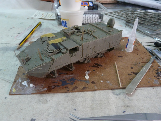 M1130 Stryter Commmand Venicle  1-35 scale P1040828