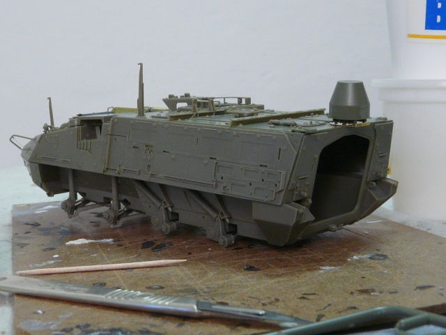 M1130 Stryter Commmand Venicle  1-35 scale P1040829