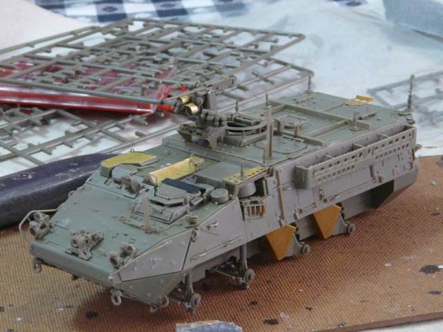 M1130 Stryter Commmand Venicle  1-35 scale P1040833