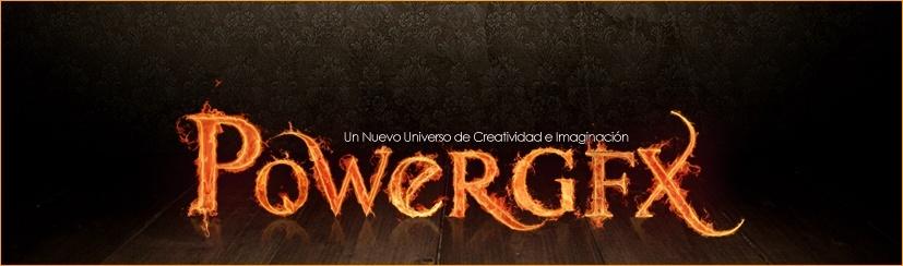 PowerGFX - Un nuevo Universo de Creatividad e Imaginación