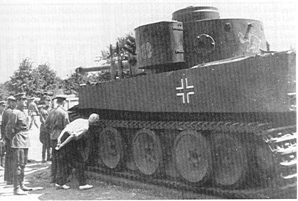 Spz.Abt 502 Tiger Nr: 100 2z6bcp10
