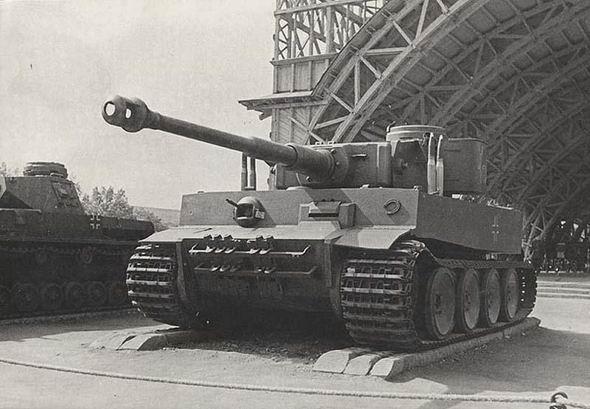 Spz.Abt 502 Tiger Nr: 100 67ss1t11