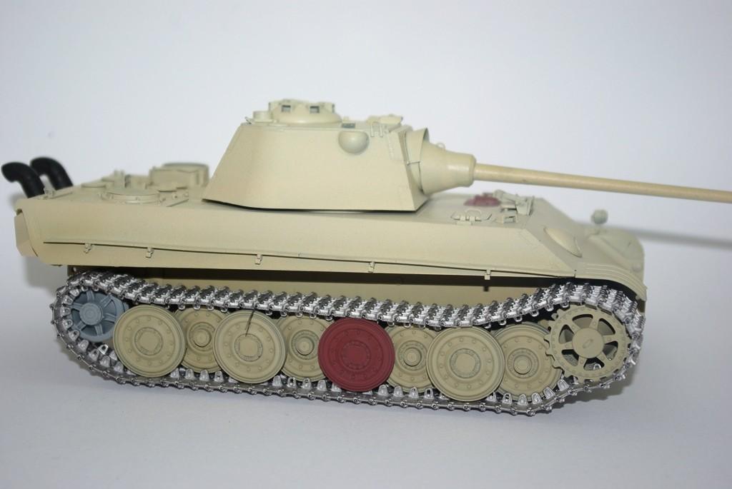Panther Schmalturm - Practice tank _igp3118