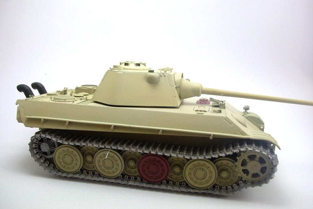 Panther Schmalturm - Practice tank _igp3119