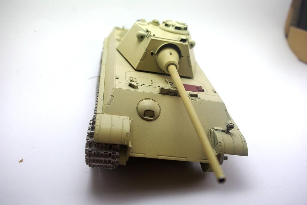 Panther Schmalturm - Practice tank _igp3120