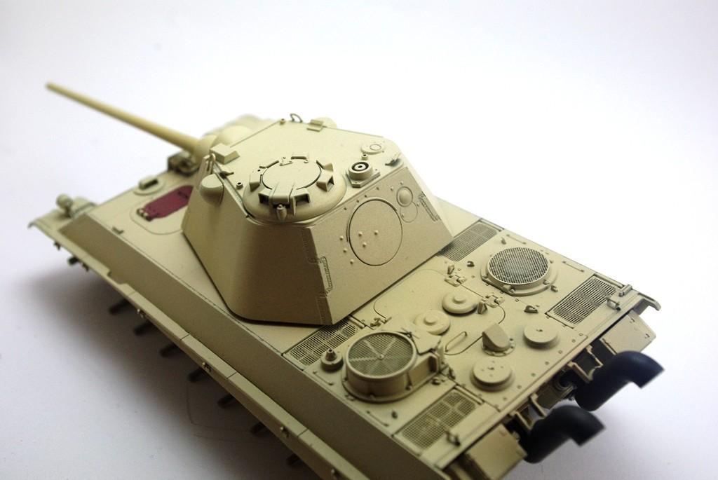 Panther Schmalturm - Practice tank _igp3122