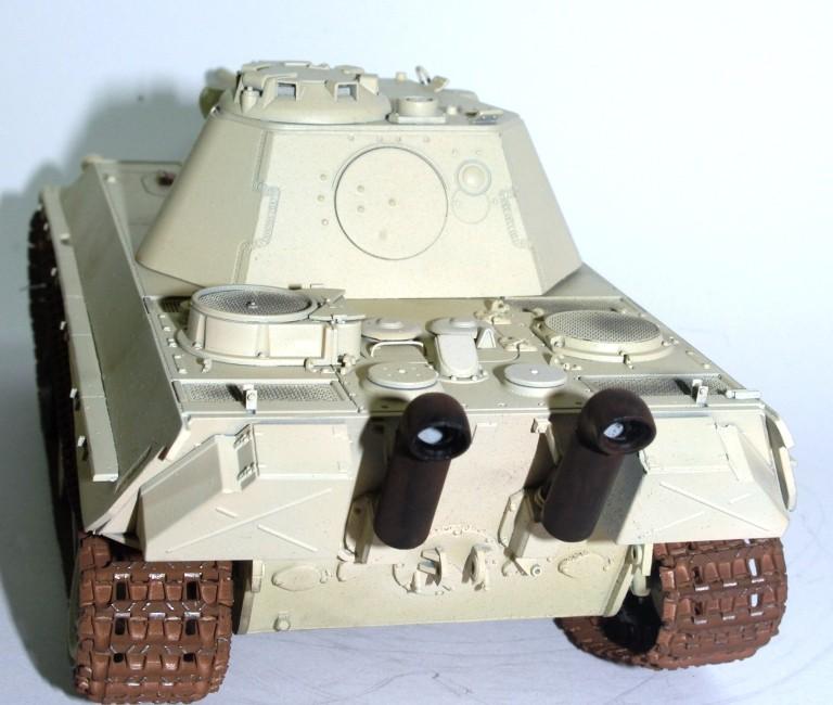 Panther Schmalturm - Practice tank _igp3126