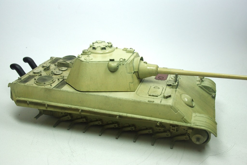 Panther Schmalturm - Practice tank _igp3220