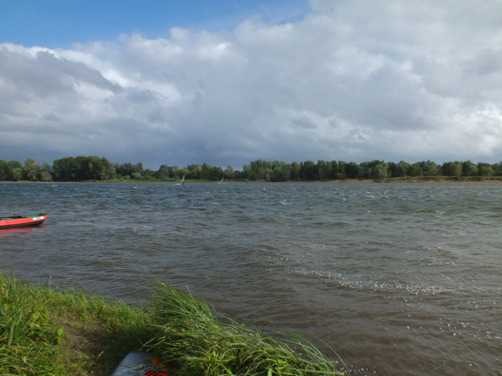 Test d'un nouveau spot en Loire à Port Thibault Portth10