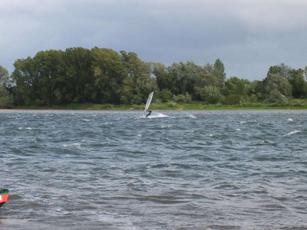 Test d'un nouveau spot en Loire à Port Thibault Portth11