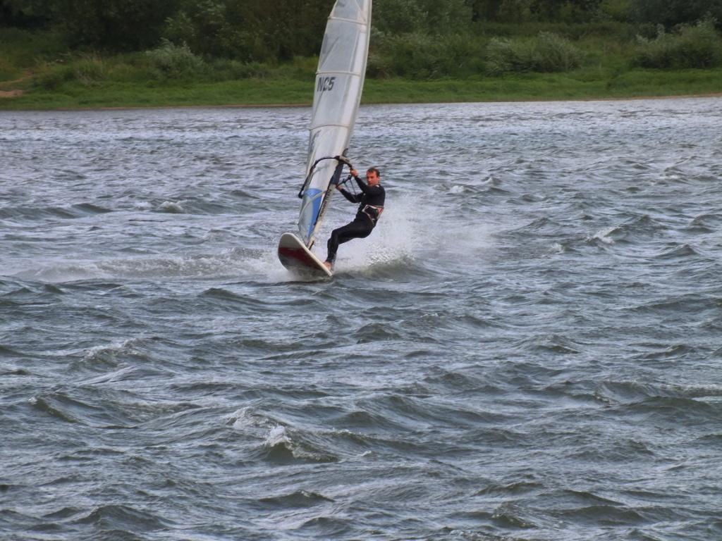 Test d'un nouveau spot en Loire à Port Thibault Portth12