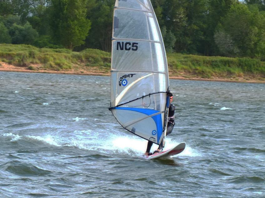 Test d'un nouveau spot en Loire à Port Thibault Portth13