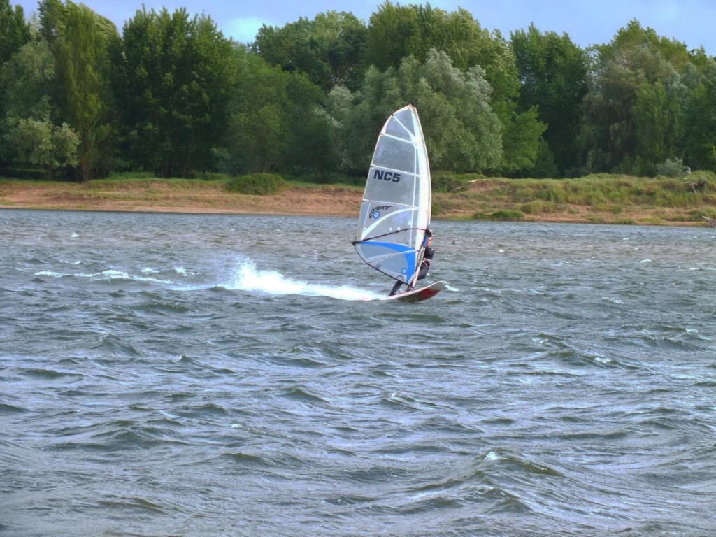 Test d'un nouveau spot en Loire à Port Thibault Portth14