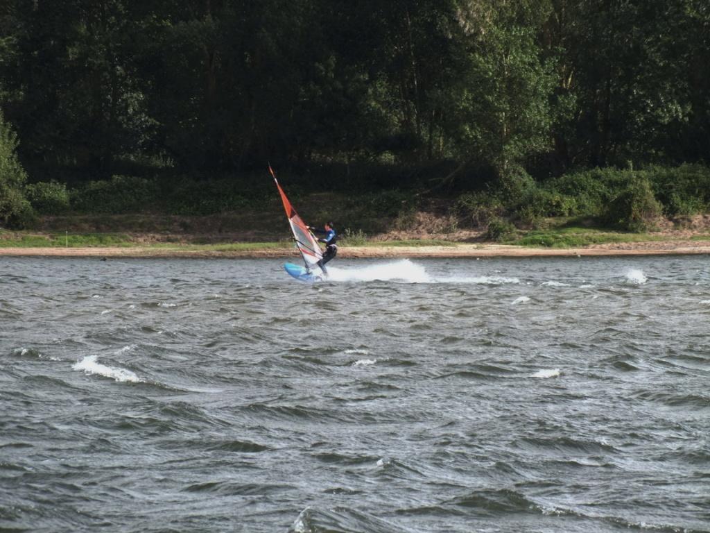 Test d'un nouveau spot en Loire à Port Thibault Portth15