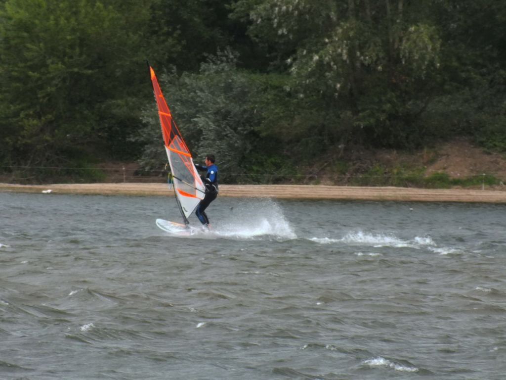 Test d'un nouveau spot en Loire à Port Thibault Portth16
