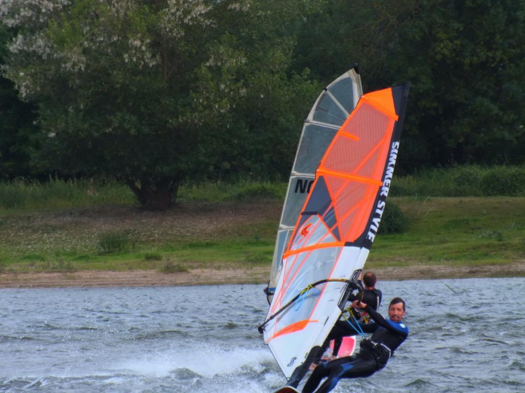 Test d'un nouveau spot en Loire à Port Thibault Portth18