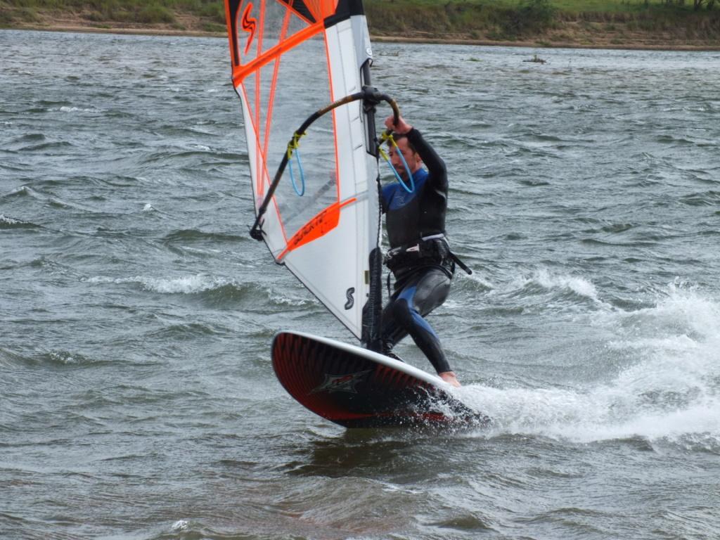Test d'un nouveau spot en Loire à Port Thibault Portth19