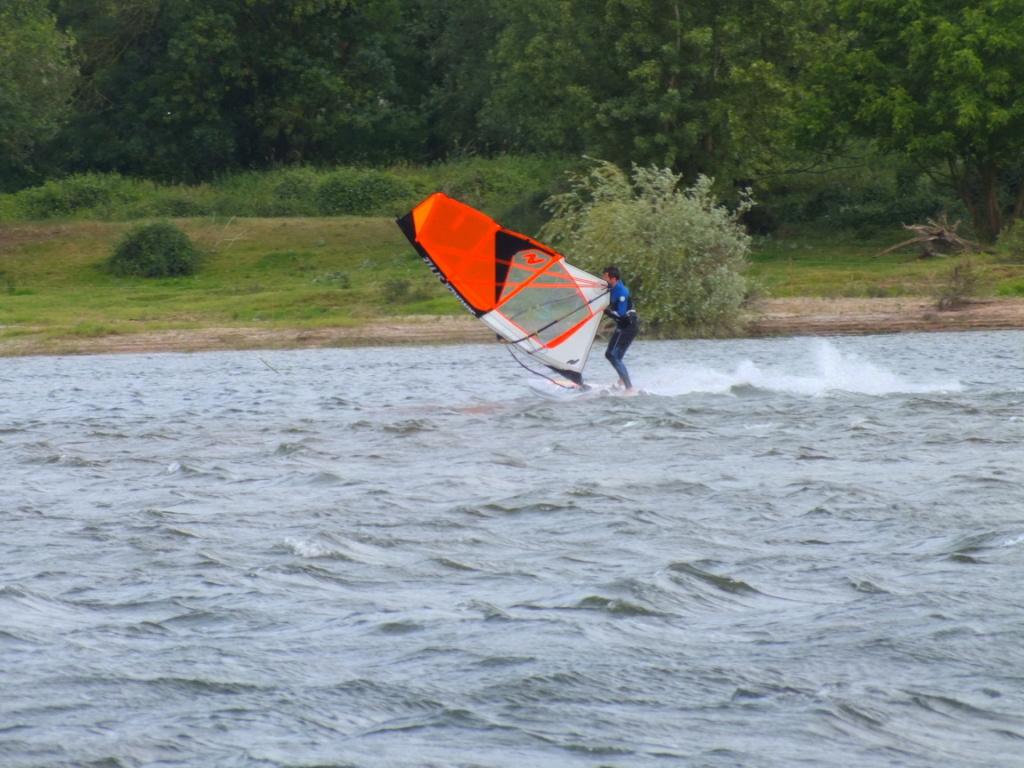 Test d'un nouveau spot en Loire à Port Thibault Portth20