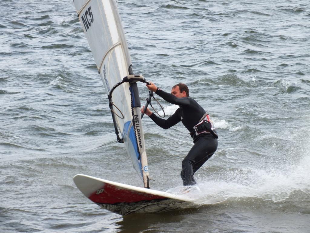 Test d'un nouveau spot en Loire à Port Thibault Portth21