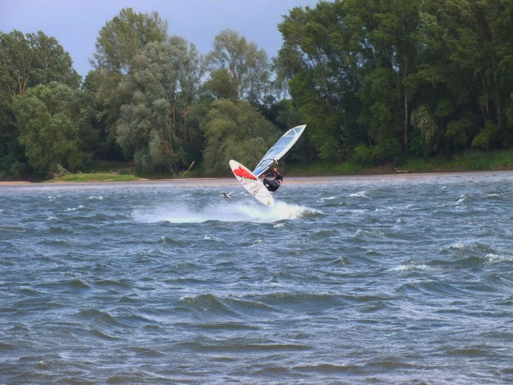 Test d'un nouveau spot en Loire à Port Thibault Portth22