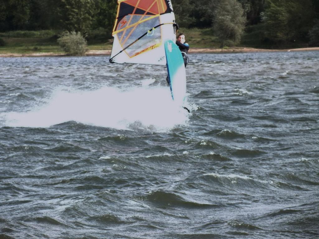 Test d'un nouveau spot en Loire à Port Thibault Portth24