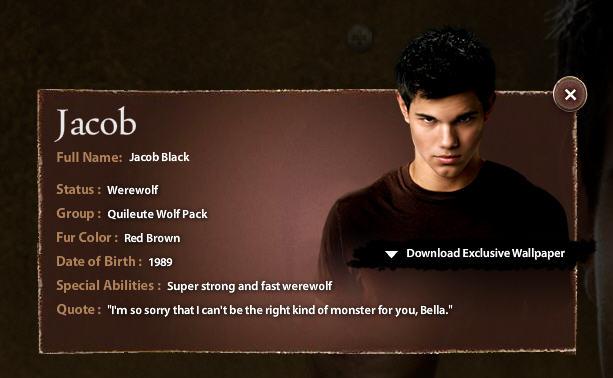 Jacob(Jake)Black Euirlh10