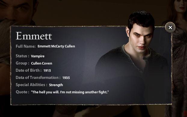 Emmett Cullen F4lcox10