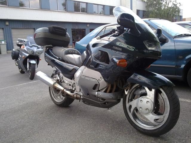 ESSAI YAMAHA GTS 1000 ABS 24062011