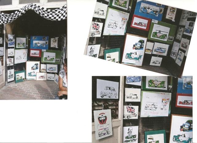le sport auto  et l'art - Page 4 David_16