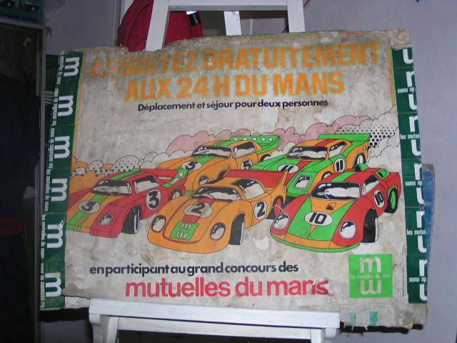 Anciens panneaux publicitaires ou publicités Grenie10